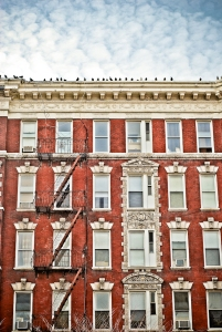 pigeons, west village, new york, nyc,architecture, buildings
