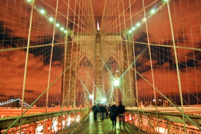 brooklyn Bridge, new york city, bridges, landmarks, famous bridges, brooklyn photos