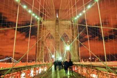 brooklyn Bridge, new york city, bridges, landmarks, famous bridges, brooklyn photos