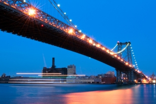 Manhattan Bridge Photo