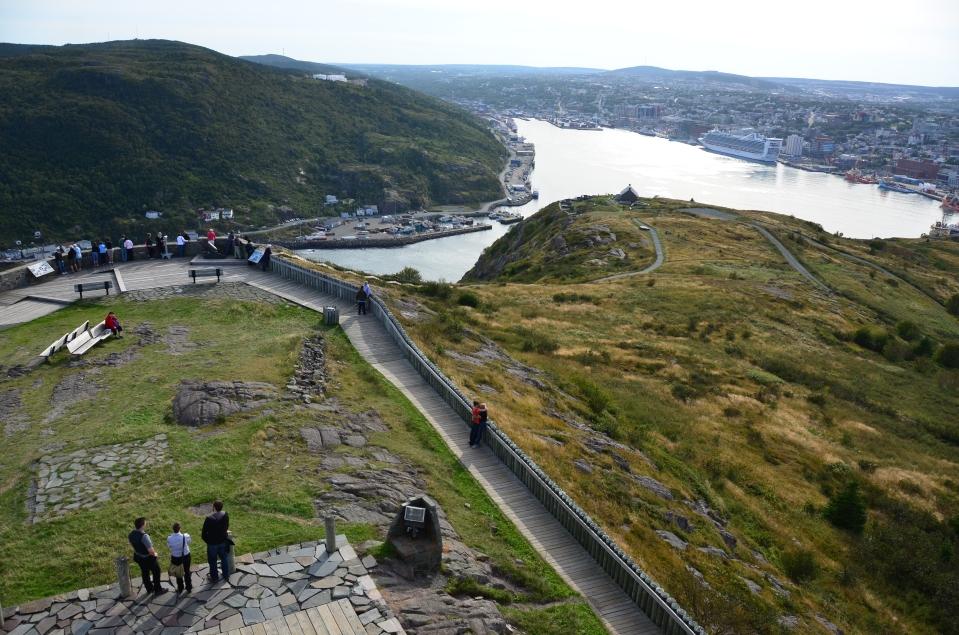 St. John's Newfoundland Cruise