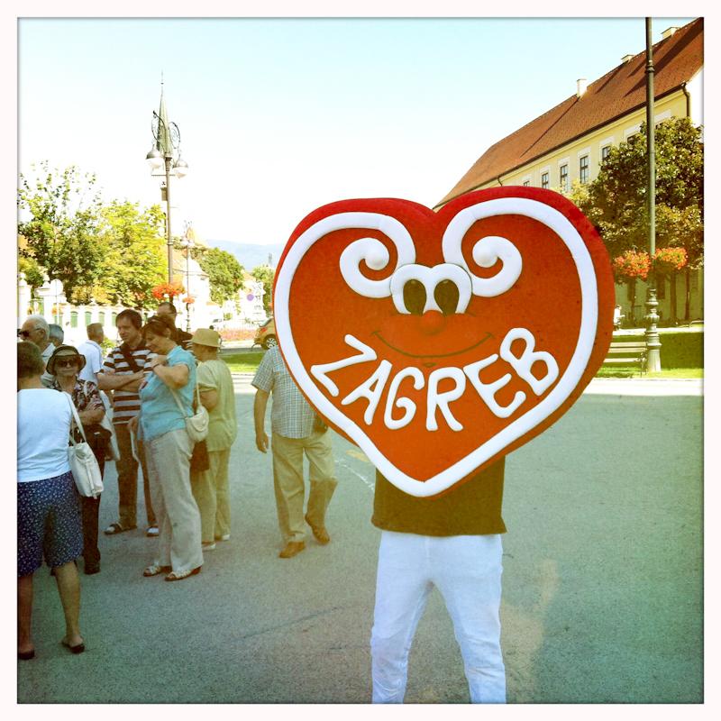 Zagreb croatia photo