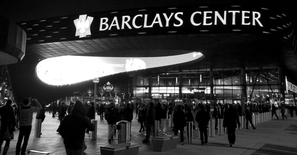 Barclays Center Brooklyn Nets