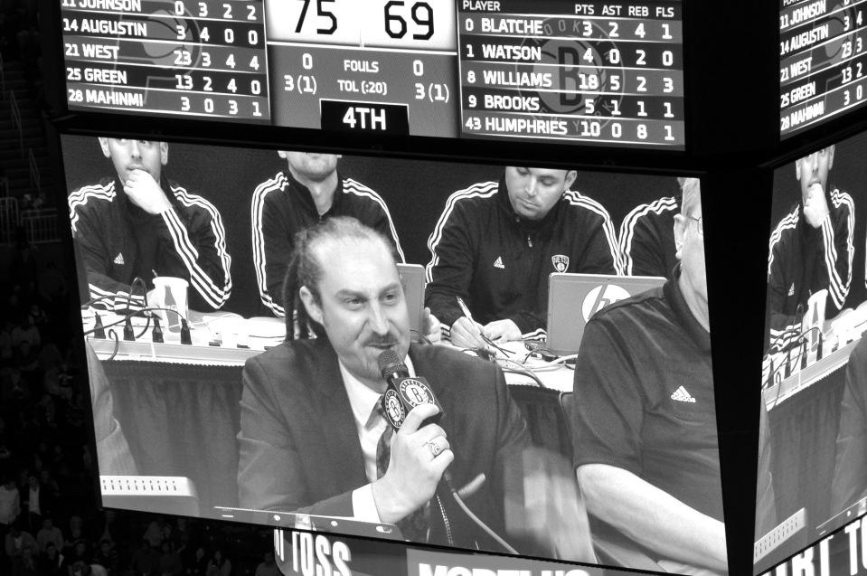 Brooklyn Nets David Diamante