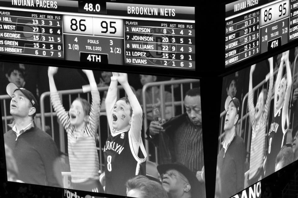 Brooklyn Nets Kids