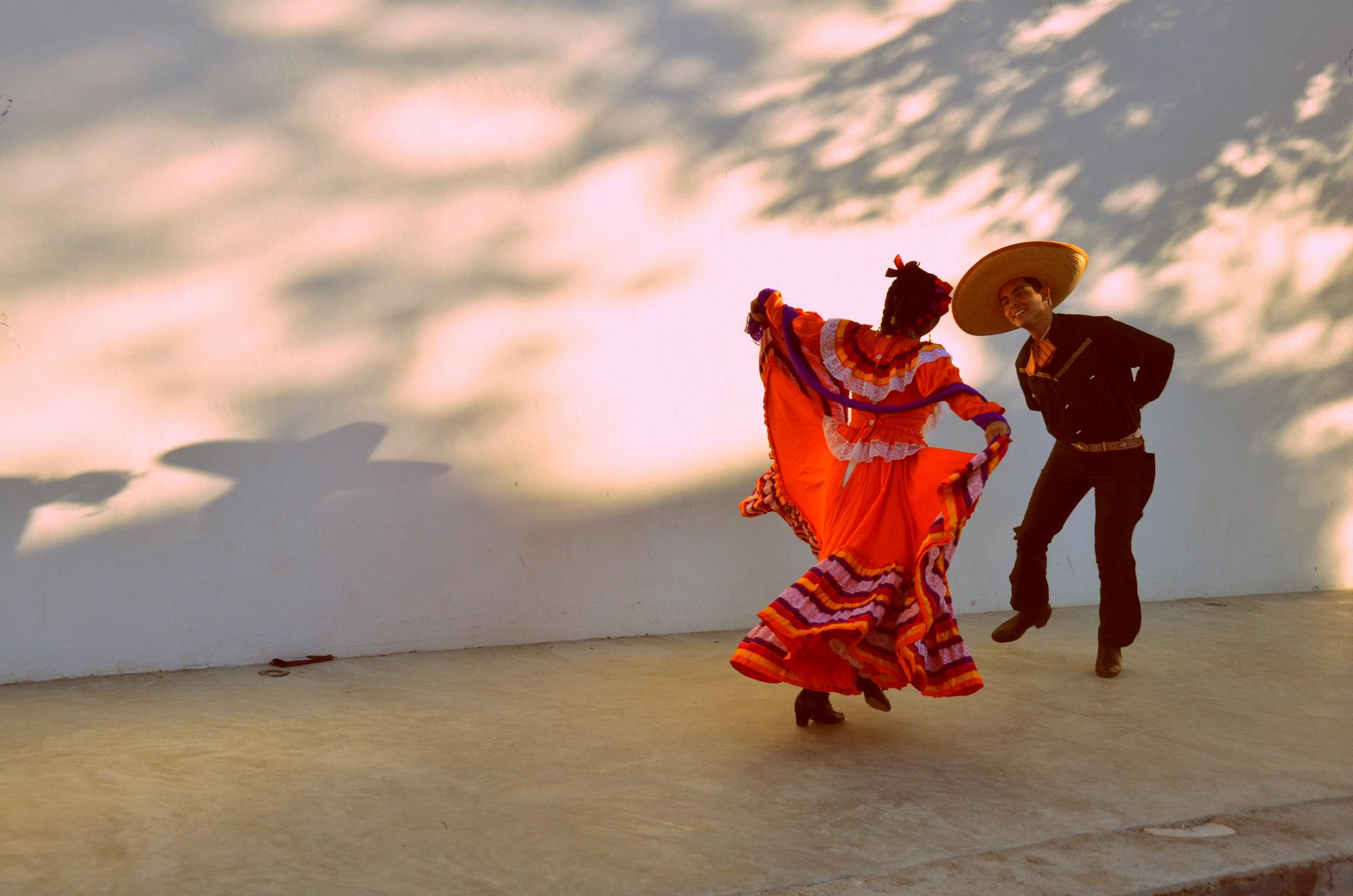 Courtship in mexico