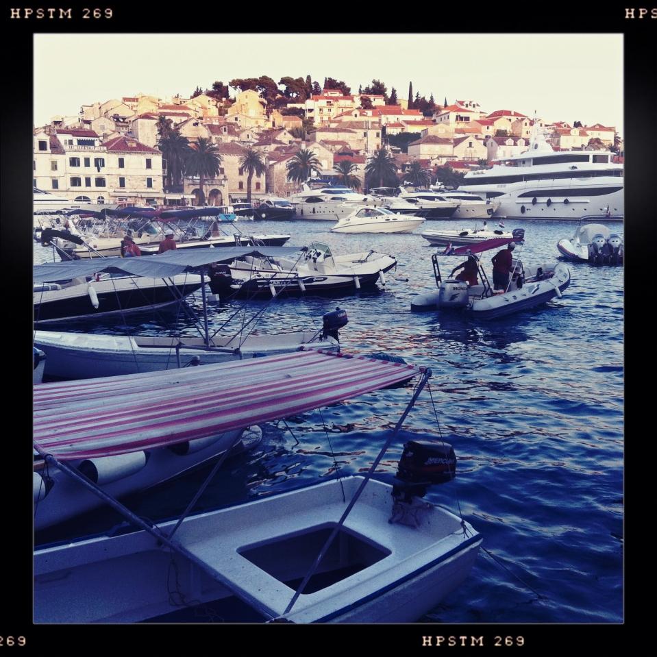 Hvar Croatia Marina