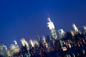 New York Skyline Empire State Building