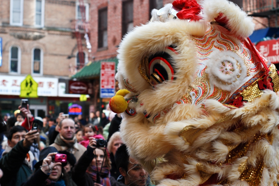 New York City Chinese New Year Photos
