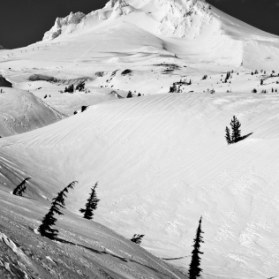 Mt. Hood in Winter