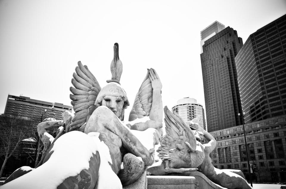 logan square, philadelphia, statues, city, city life, visit philly, pennsylvania, philly photos,